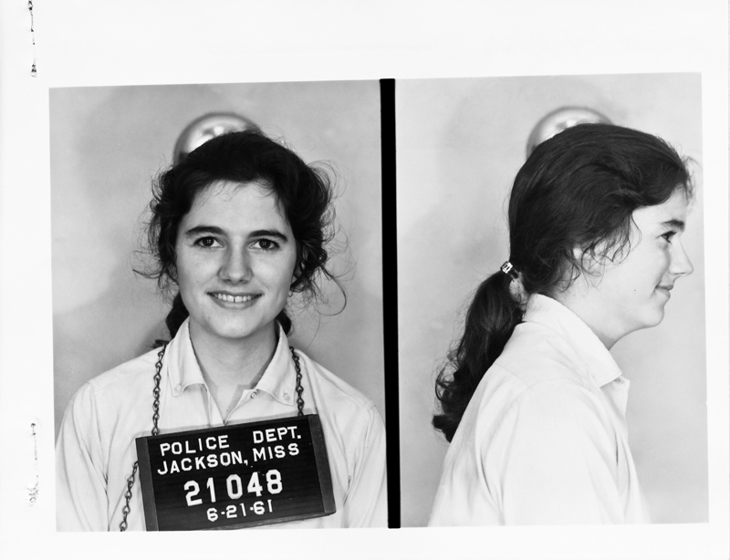 Mimi Feingold Real, Freedom Rider